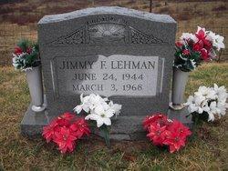 Spec Jimmy Francis Lehman