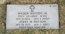 Wilbur K. Watson, Jr