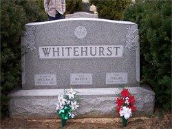Marie Katherine <i>Murphy</i> Whitehurst
