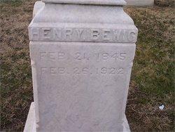 Henry Bewig