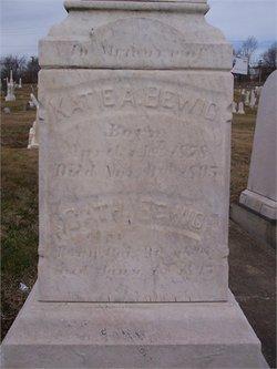 Katherine <i>Hecker</i> Bewig