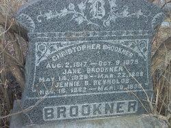 Jennie Bell <i>Brookner</i> Reynolds