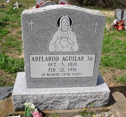 Abelardo Aguilar, Sr