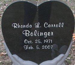 Rhonda L <i>Carroll</i> Bolinger