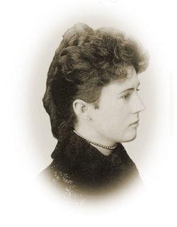 Annie E <i>Warner</i> Trethric