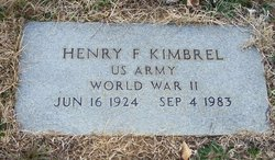 Henry Ford Kimbrel