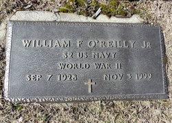William F O'Reilly, Jr