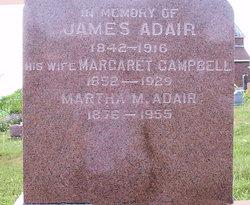 Martha M. Adair