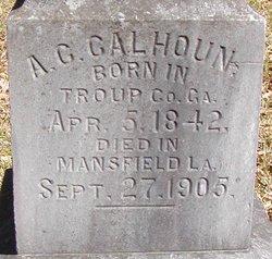 Alexander C Calhoun