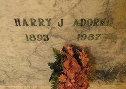 Harry John Adorni
