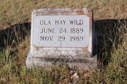 Ola <i>Hay</i> Wild