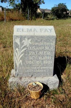 Elma Fay Palmer