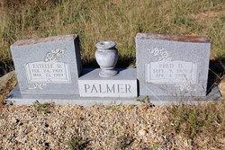 Estelle D. Palmer