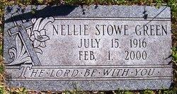 Nellie <i>Stowe</i> Green