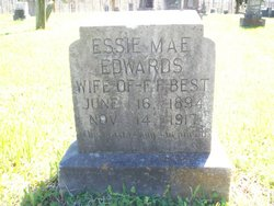 Essie Mae <i>Edwards</i> Best