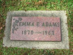 Emma E. <i>Stolzenburg</i> Adams