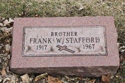 Frank W. Stafford