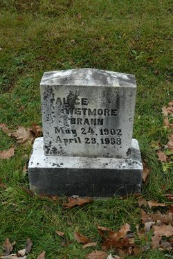 Alice Cynthia <i>Wetmore</i> Brann