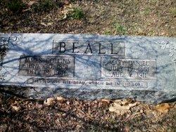 Mary <i>Daniel</i> Beall
