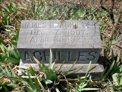 James E. Achilles