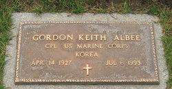 Gordon Keith Albee