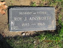 Royden James Roy Ainsworth