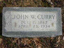 John W Curry