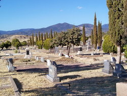 Masonic Cemetery (Silver City)