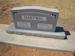 Frances <i>Goodwin</i> Hartwig