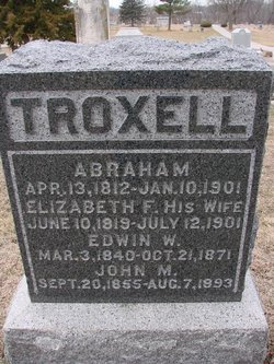 Elizabeth F Troxell