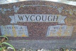 Willie E. <i>Wyatt</i> Wycough