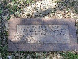 Tamara Lynn Thaxton