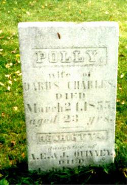 Polly <i>Quinney</i> Charles