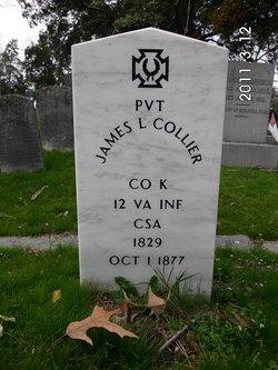 James Leonard Collier