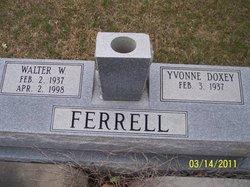 Walter W Ferrell