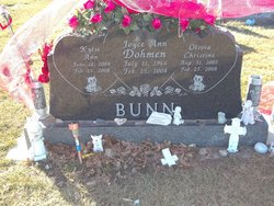 Joyce Ann <i>Dohmen</i> Bunn