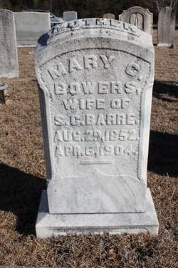 Mary Catherine <i>Bowers</i> Barre
