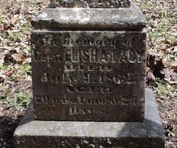 Capt Elisha Lacy