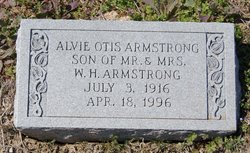 Alvie Otis Armstrong