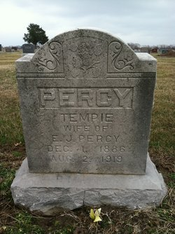 Lucy Temperance Tempie <i>Veale</i> Percy