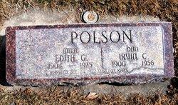 Irvin Clinton Polson
