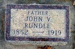 John Venard Rundle