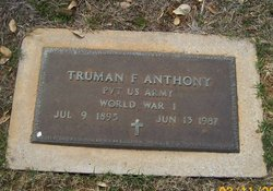 Truman Frank Anthony
