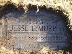 Sgt Jesse Evans Murphy