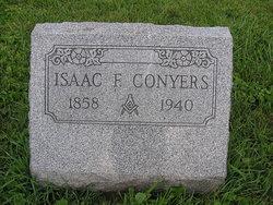 Isaac Fielden Conyers