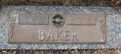 Beatrice Virginia <i>Wickam</i> Baker