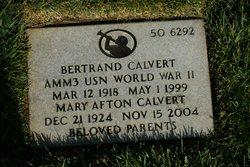 Bertrand Calvert