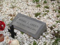Bobbie Lee <i>McCaghren</i> Green