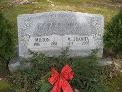 Milton Junior Satterfield