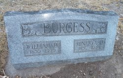 William B Burgess